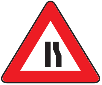 Çka paralajmron kjo shenjë e trafikut?