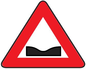 Në cilin grupë të shenjave bën pjesë kjo shenjë e trafikut?
