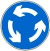 Çka tregon kjo shenjë e trafikut dhe në cilin grup të shenjave bën pjesë?