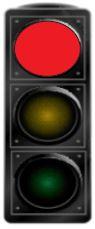 Si do të veproni kur i afroheni kryqëzimit dhe në semafor ndriçon drita e kuqe?