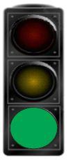 Çfarë domethënie ka ndezja e dritës së gjelbër në semafor?