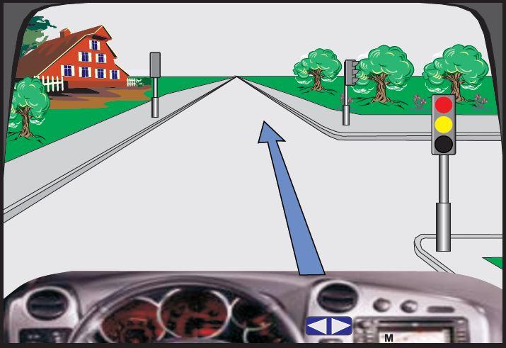 Çfarë domethënie kanë dritat e ndezura në semafor?