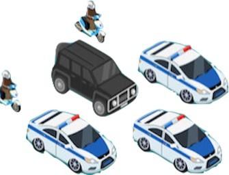 Automjetet nën përcjellje