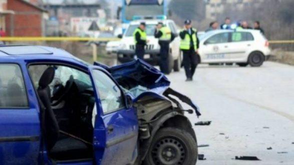Pjesëmarrës në aksident trafiku