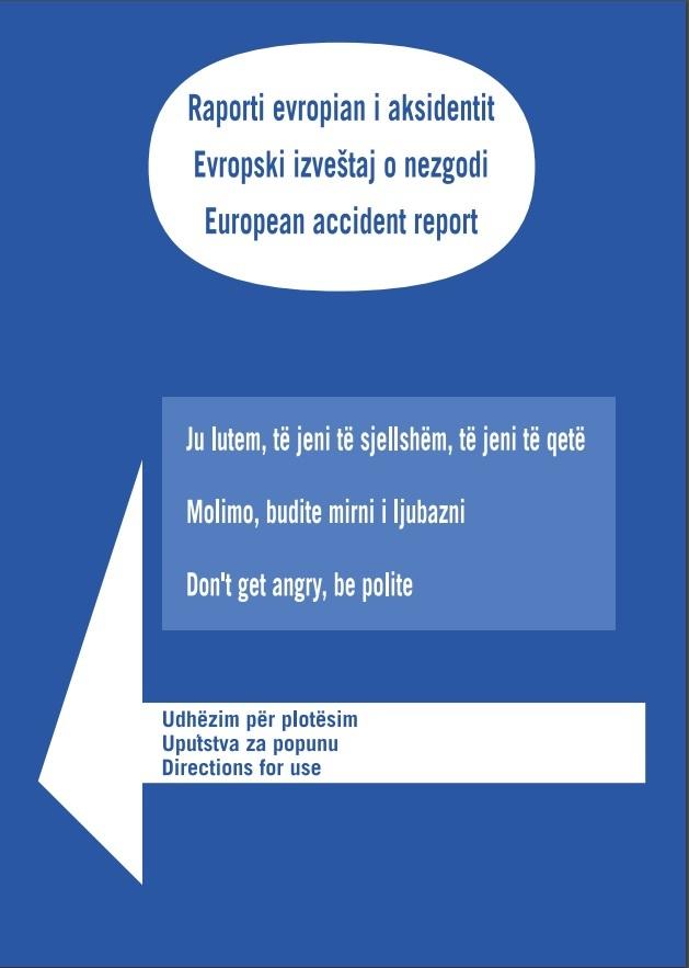 Raporti evropian i aksidentit