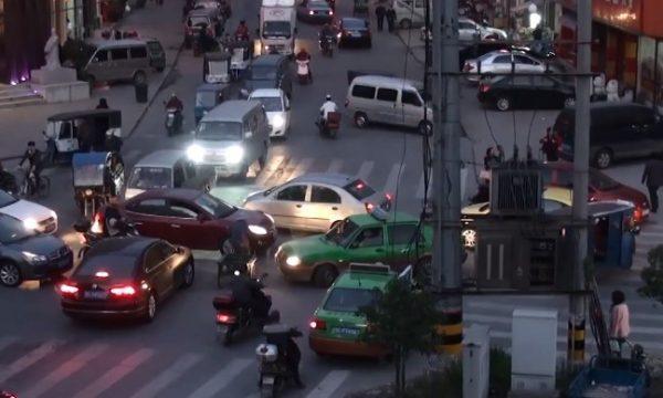 Trafik në rrugë