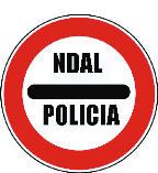 Sinjali në figurë tregon detyrimin për të ndaluar.