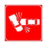 Paneli plotësues në figurë tregon rrugë malore me rrezikshmëri të lartë.