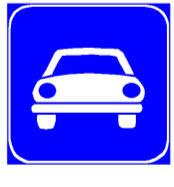 Sinjali në figurë ndalon kalimin e motorëve.
