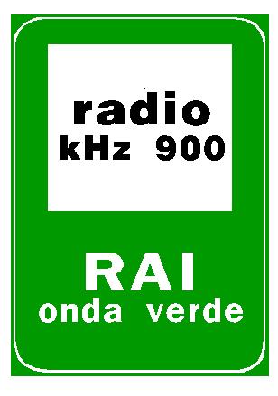 Sinjali në figurë tregon frekuencën e valëve të radios, ku merret informacion për qarkullimin rrugor, në autostradën që ndodheni.
