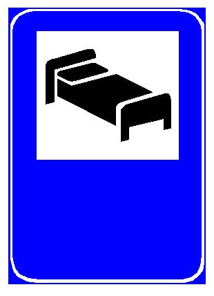 Sinjali në figurë sinjalizon se në afërsi ndodhet një qendër për dhënien e ndihmës së parë.