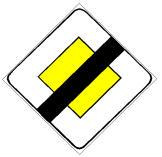 Sinjali në figurë është sinjal i përkohshëm rrugor.