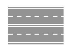 Sipas sinjalistikës në figurë qarkullimi kryhet në dy senset e lëvizjes.