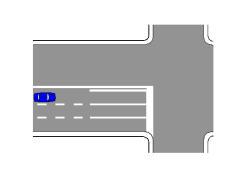 Mjeti i pozicionuar si në figurë mund të ndryshojë sensin e lëvizjes.
