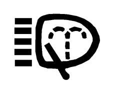 Simboli në figurë bëhet i dukshëm në kroskot kur rimorkiojmë një mjet me defekt.